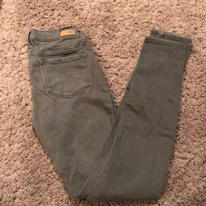 Army green RSQ joggings